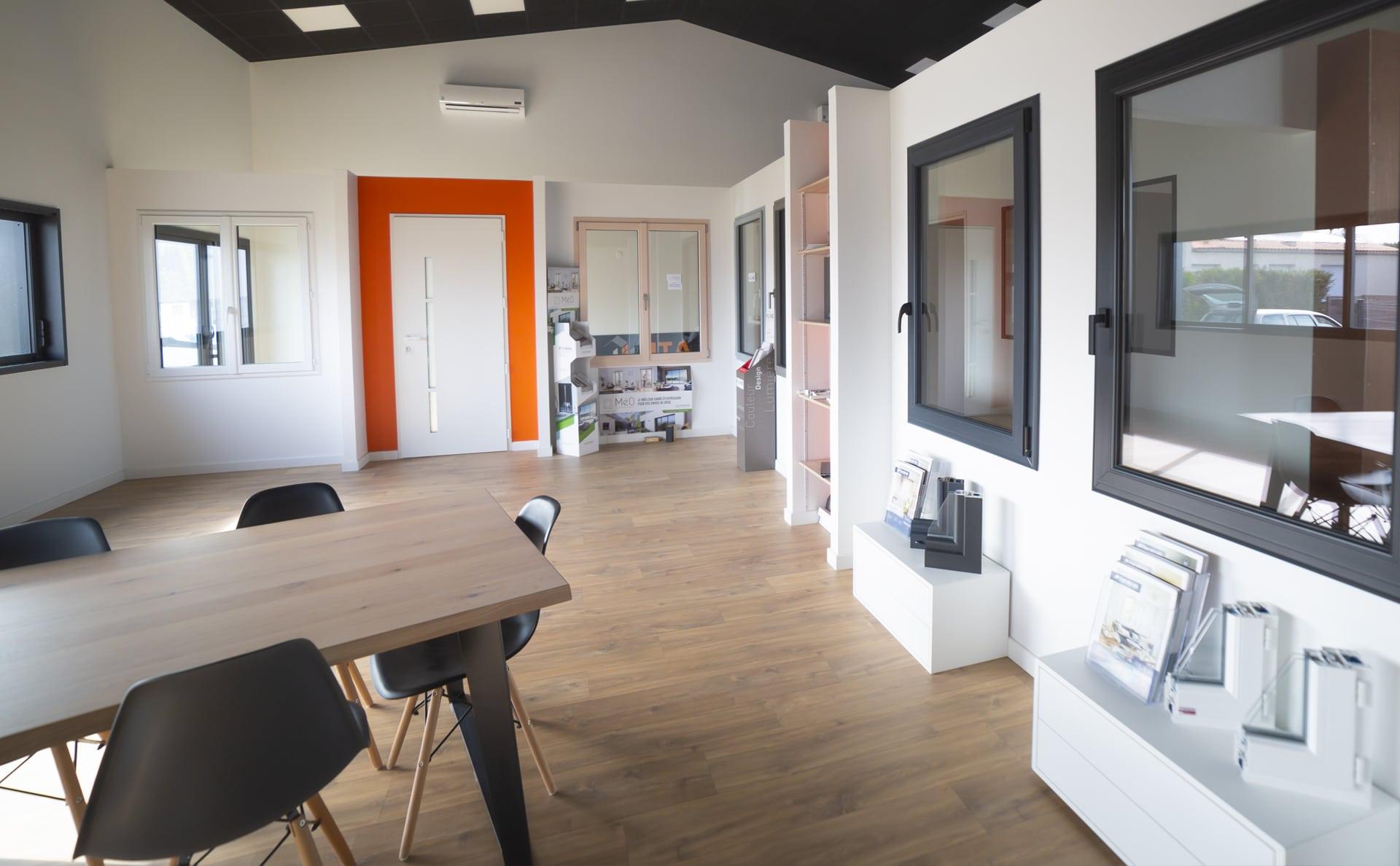 showroom Aytré La Rochelle