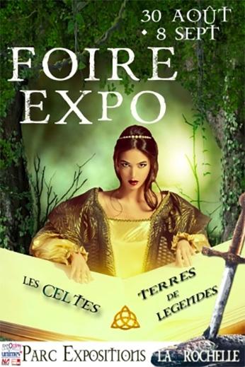 HTA Menuiseries sera présent à la Foire Expo de La Rochelle qui se déroulera du 30 Août au 8 septembre