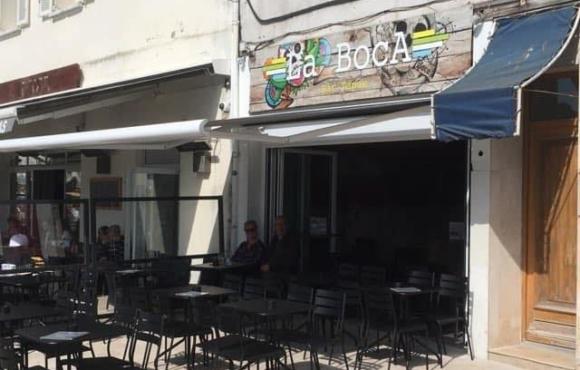 Store Banne WEINOR – LA BOCA – LA ROCHELLE